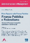 Finanza Pubblica e Federalismo. strumenti finanziari innovativi: autonomia e sostenibilità